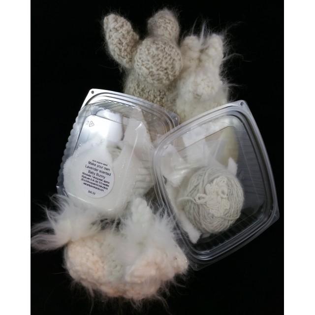 Baby Bunny Kit - Pure Angora