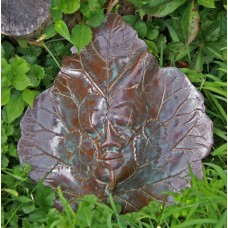Green Man Wall Sculpture